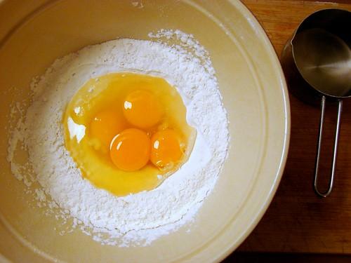 oh, those yolks
