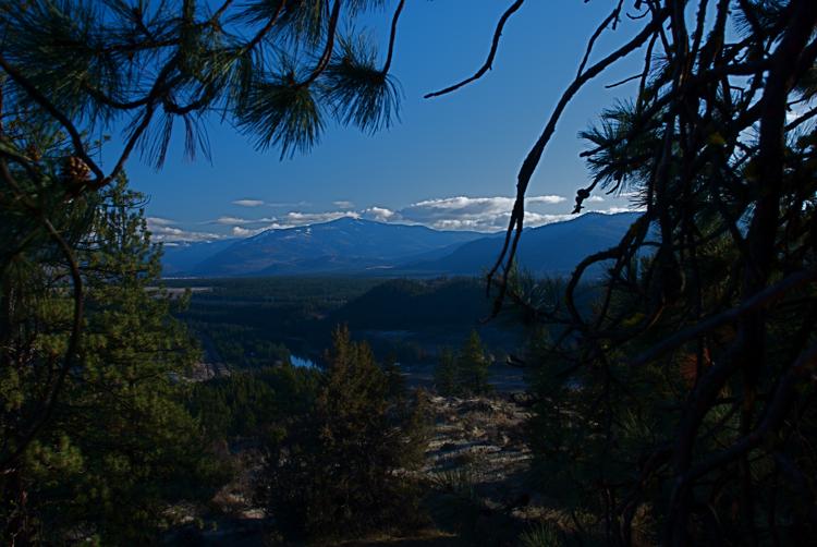 Plains valley (Clark Fork)