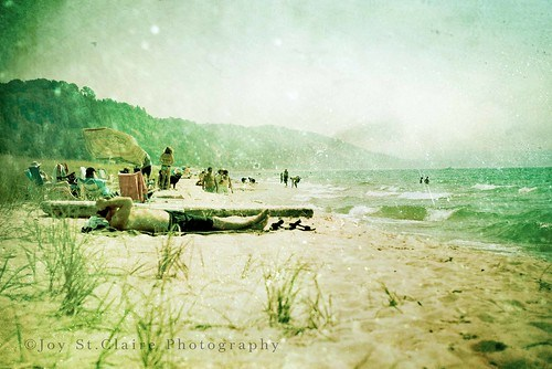 Photo Friday: the beach is a magical place by *ojoyous1*