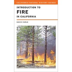 Introduction to Fire in California Cover