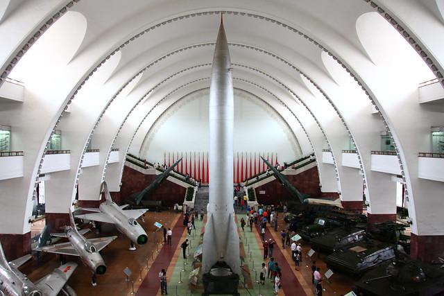 Museu Militar da China foto cortesia de Nicolas Rupcich