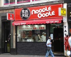Noodle Oodle, Oxford Street, London W1