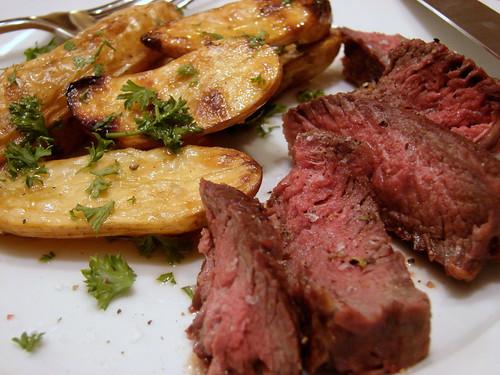 Dinner:  September 5, 2009