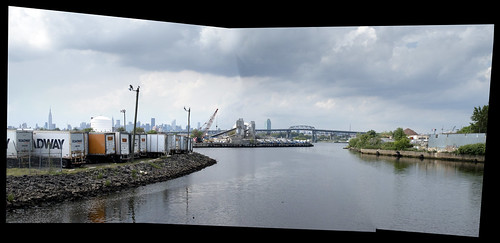 Newtown Creek from Grand St. Bridge by you.