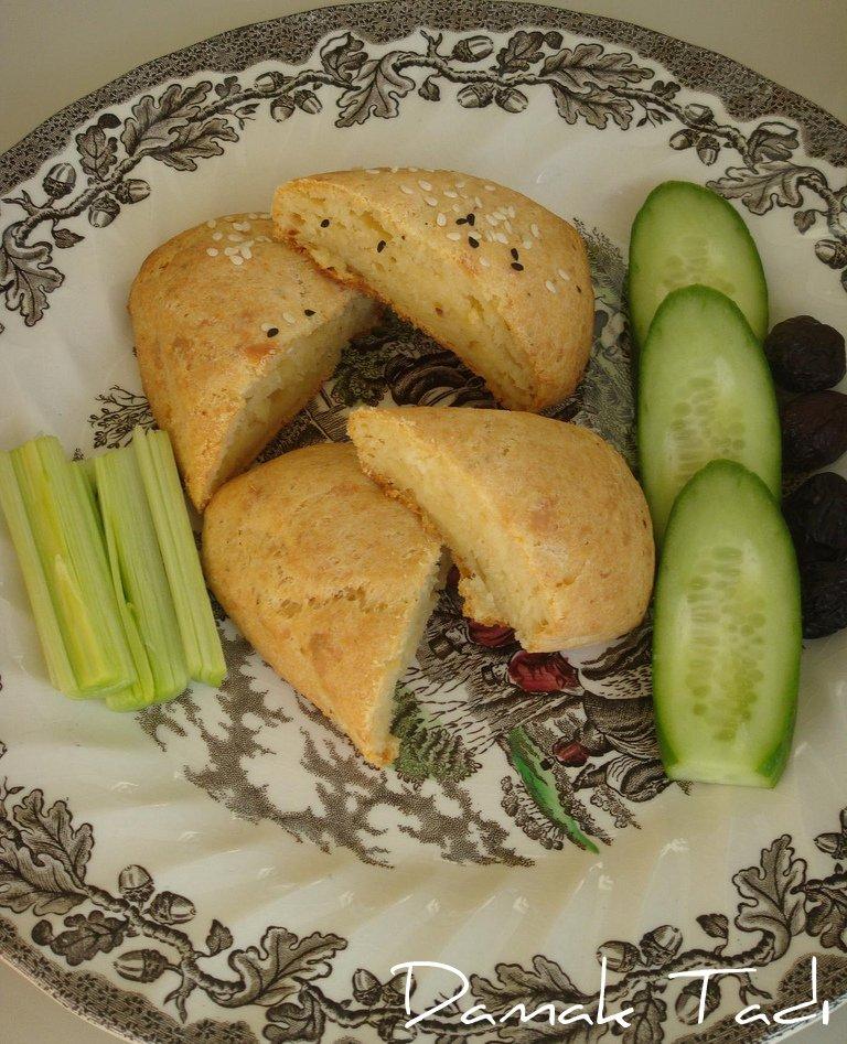 Patatesli Çörekler
