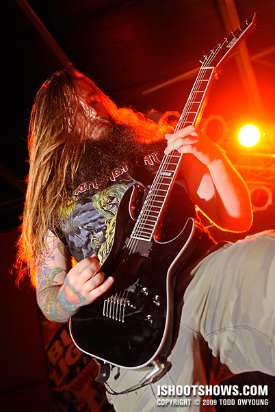 Suicide Silence: Live Music Photos