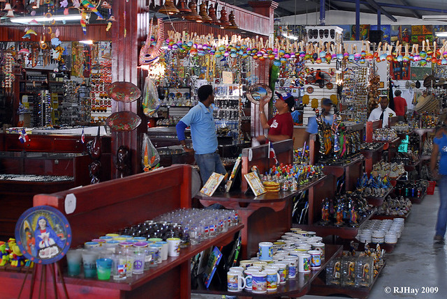 Tourist Shop, Dominican Republic