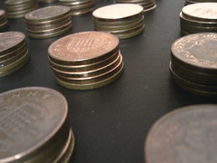 Coin amongst close