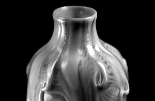 Museum — Glass Art. (Kodak Tri-X. Nikon F100. Epson V500.)