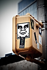 giant OBEY giant