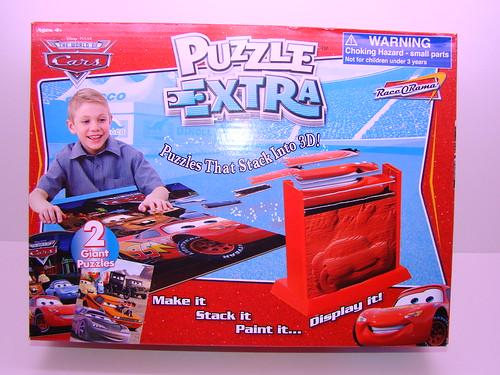 Disney CARS Puzzles (4)