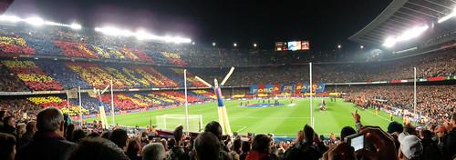 Barça - Madrid, Camp Nou, Barcelona