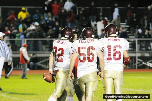 GHS Football vs Masco Pics By David Cox
