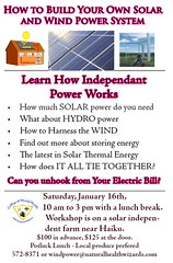Solar  Workshop