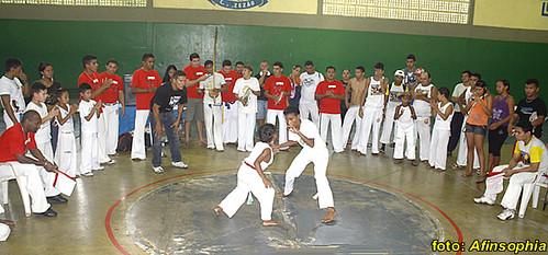 Capoeira 2º Open 01 por você.