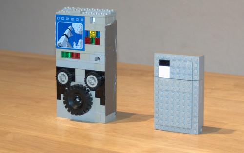 LEGO Tricorders