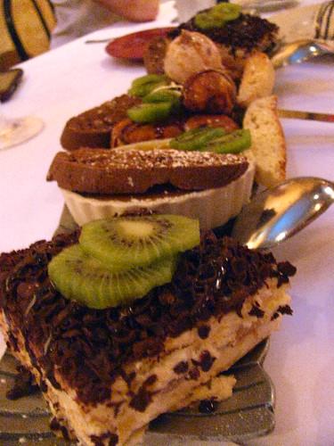 Dessert . . . Mangia!