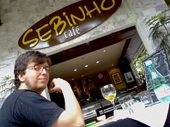 Daniel Duende no Café Sebinho, por josemurilo, no Flickr