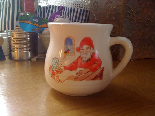 The end is near : Christmas only cup