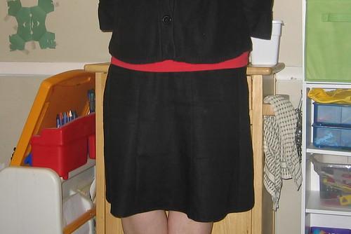 Linen skirt for me