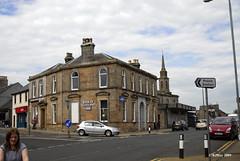 """Stewarton """"Bonnet Toun"""" - Bank of Scotland"""