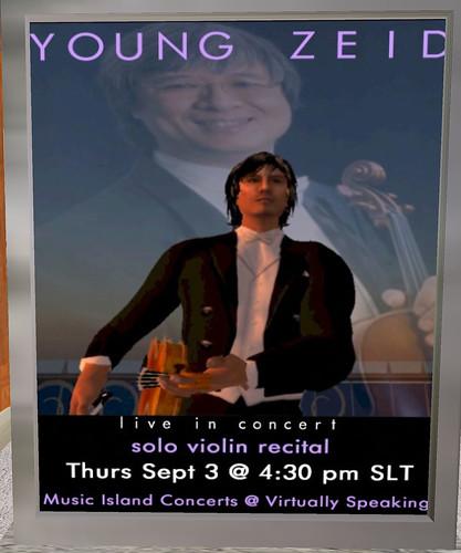 Young Zeid