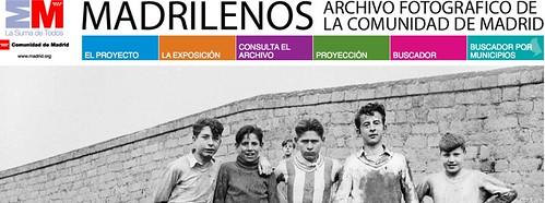 Álbum fotográfico de la Comunidad de Madrid