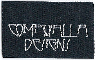 compwalla designs fabric label