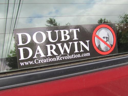 Doubt Darwin