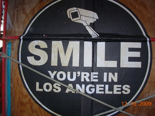 SMILE, you're in Los Angeles