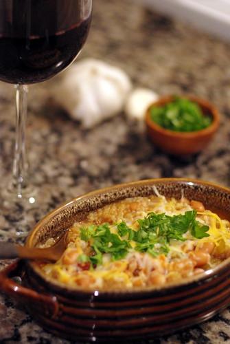 vegetarian chili 9074