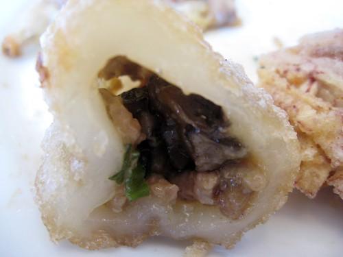 Fried Shrimp and Meat Dumpling (inside)