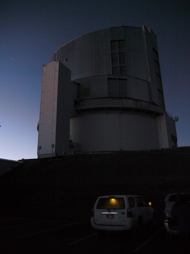 Subaru Telescope at Dawn
