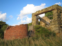 Skelton Park, Main Winding House and Downcast Shaft