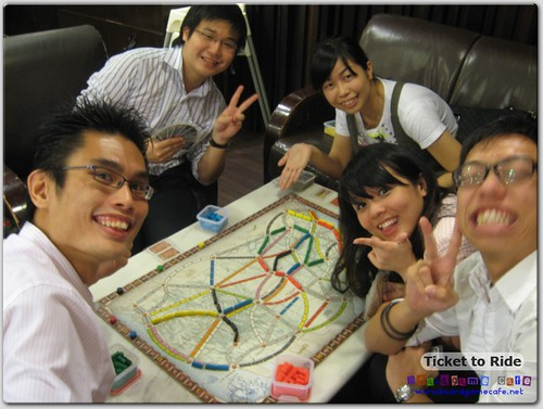 BGC Meetup - Ticket to Ride