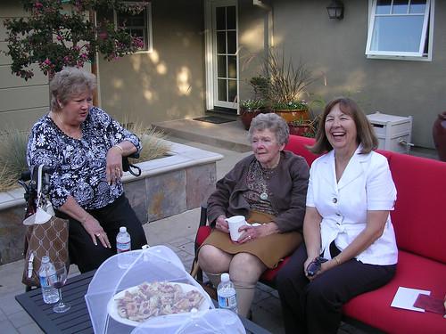 Bev, Helen & Susan