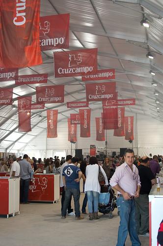 Feria de las tapas en Alcalá de Henares