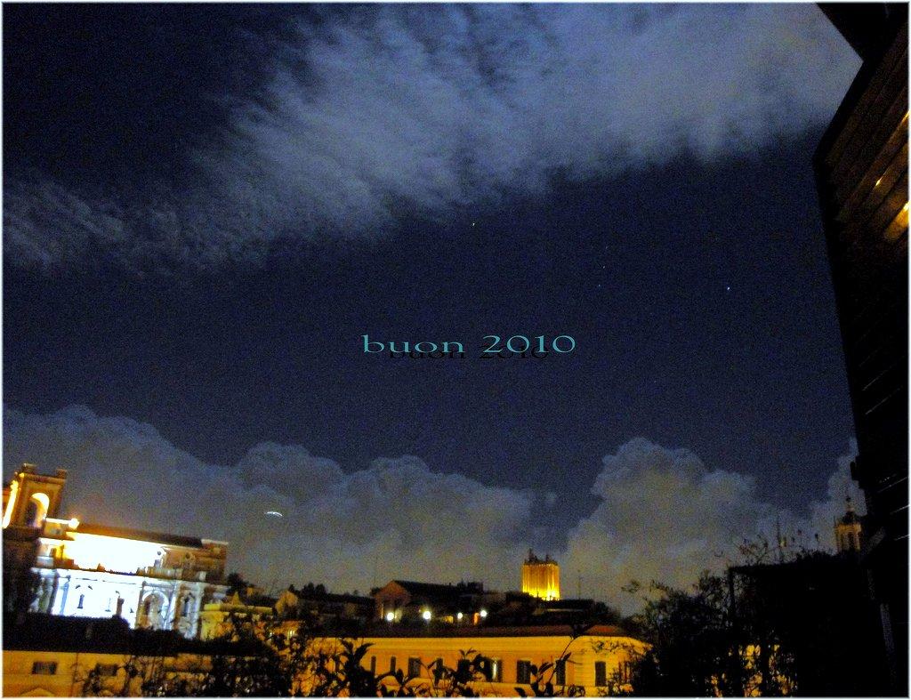 Nuvole di Notte