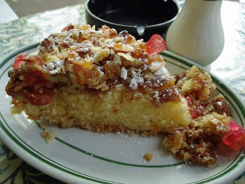 Lemon Florentine Cake