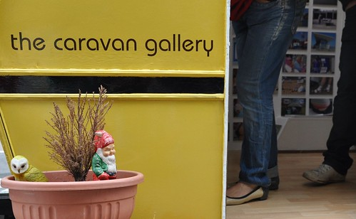 The Caravan Gallery by you.