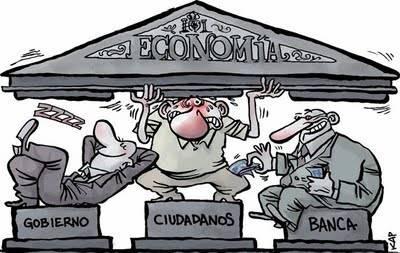 Los tres pilares de la economia