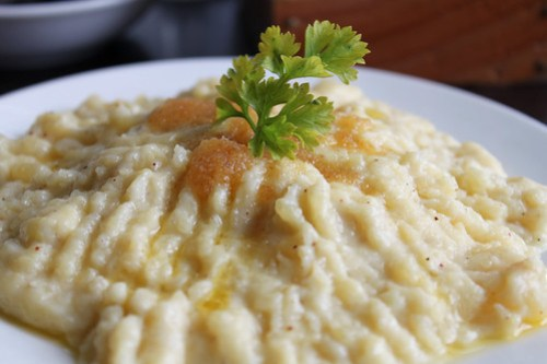 Mashed Potatoes at Gasthof