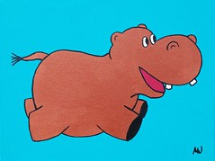 Running Hippo