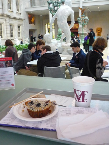 Fika in The Met