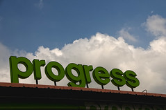 Progress by dingatx, on Flickr
