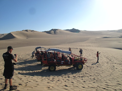 Dune buggies!