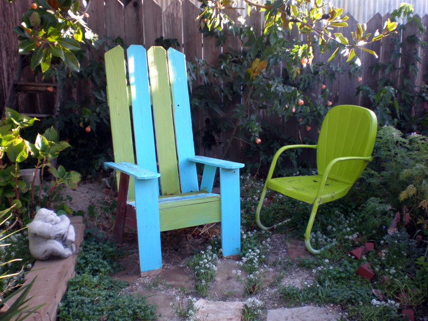 green-chairs