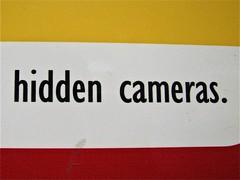 hidden • cameras