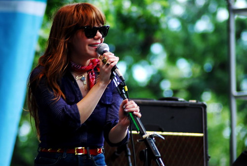 Jenny Lewis w/ Conor Oberst and The Mystic Valley Band