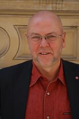 Thomas Strand, ordförande för kristna socialdemokrater i riksdagen